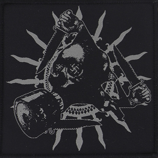 KONFLICT — TRIGGER UNIVERSAL CONFLICT WOVEN PATCH