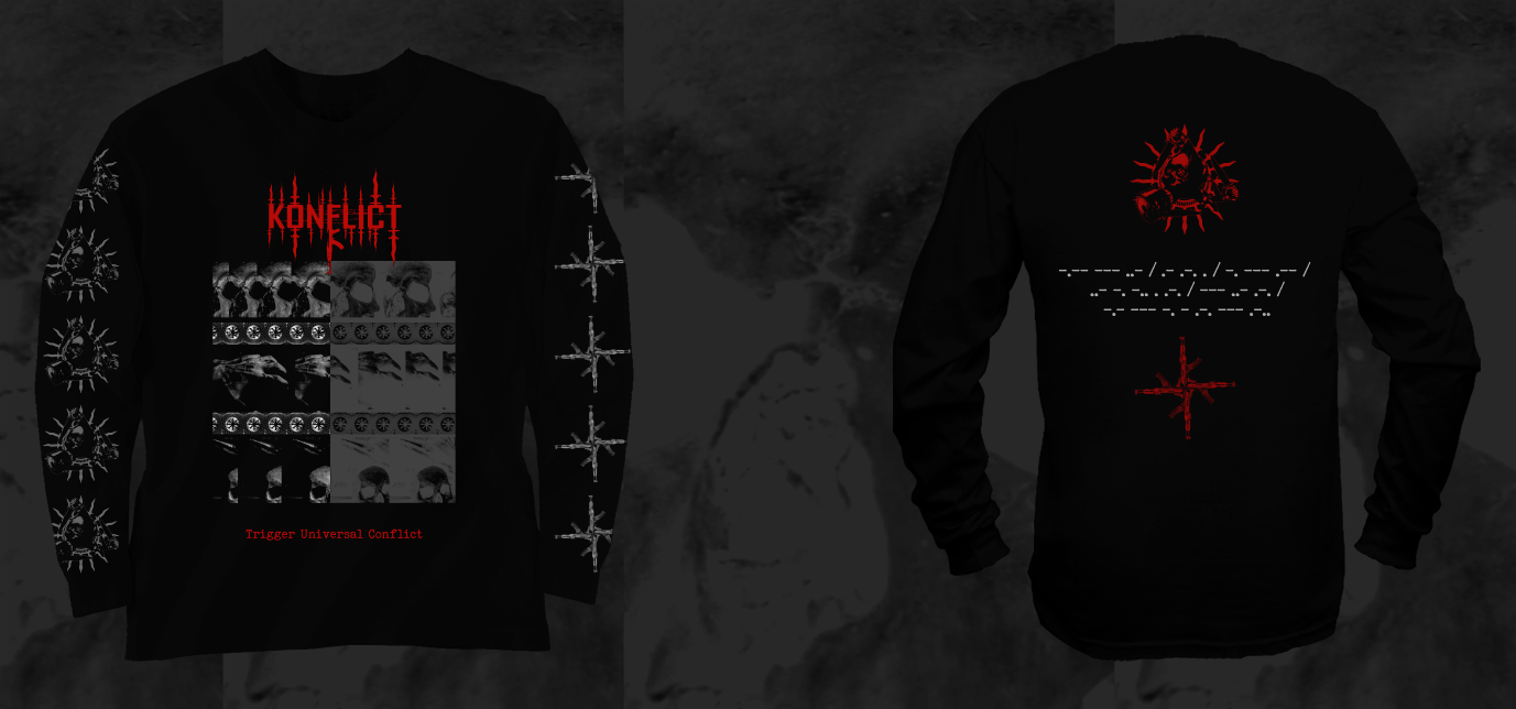 KONFLICT — TRIGGER UNIVERSAL CONFLICT LONG SLEEVE
